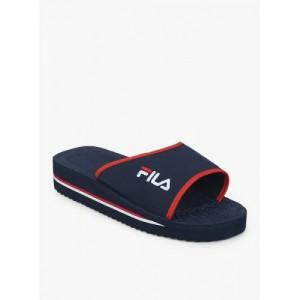 Fila Tomaia Blue Slippers
