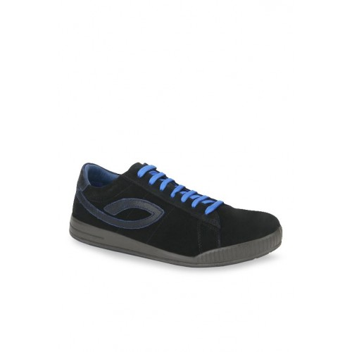 Woodland Black Casual Sneakers