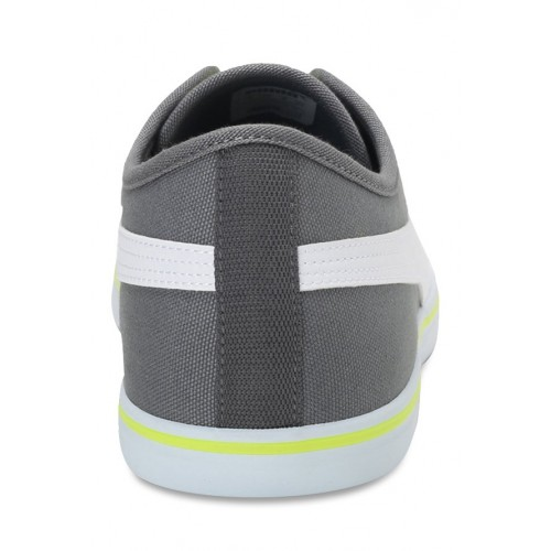 Buy Puma Elsu V2 CV DP Quiet Shade & White Sneakers online