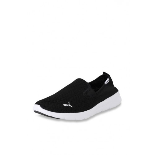 9ae03a74d682 Buy Puma Flex Essential Black Running Shoes online