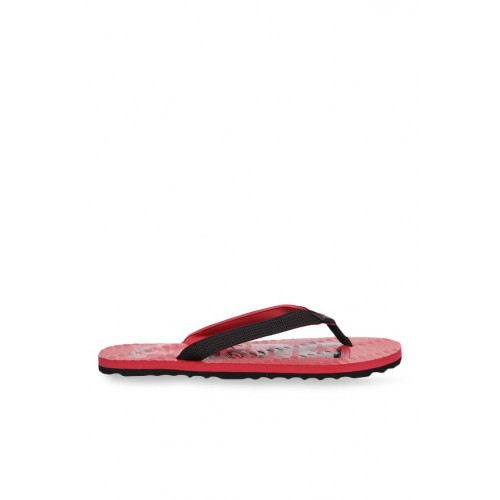 2f73163c10a7 Buy Puma Miami Fashion DP Black   Red Flip Flops online