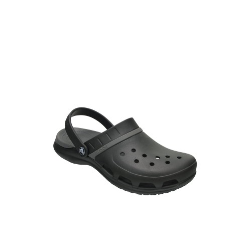 542753a0c Buy Crocs Modi Sport Black   Graphite Grey Back Strap Clogs online ...