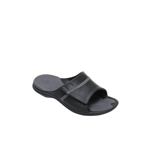 1653727883fc Buy Crocs Modi Sport Black   Graphite Grey Casual Sandals online ...