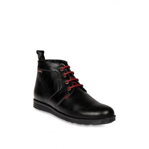8da603e5fdd2 Duke Black Derby Boots; Duke Black Derby Boots ...