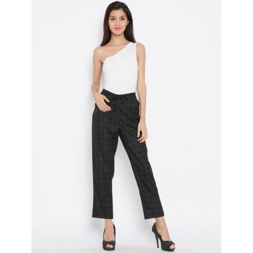 Biba Women Assorted Checked Trousers