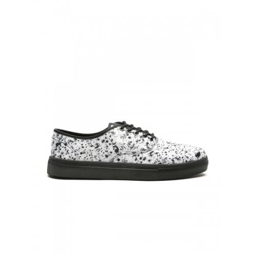 Jack & Jones Dot In Off White Sneakers