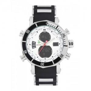 8101c4e43db306 Buy SANDA Men Black Chronograph Analogue   Digital Watch S761BK ...