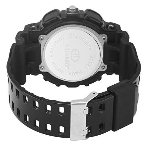 ADAMO Digital Analog Men's Watch AD22RB02