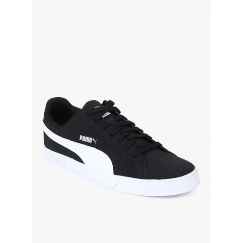 Buy Puma Smash v2 Vulc CV Sneakers For Men(Black 61bab6b04
