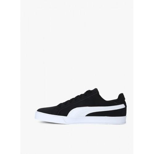 68093bf64925 Buy Puma Smash v2 Vulc CV Sneakers For Men(Black