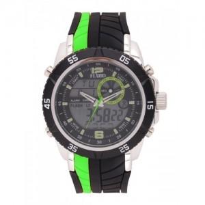 5f06895f13d600 Buy SANDA Men Black Analogue and Digital Watch S289BKYL online ...