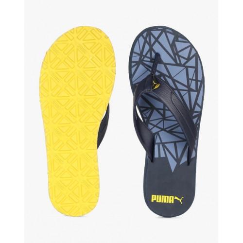 Puma Wrens Gu Idp Navy Blue Slippers