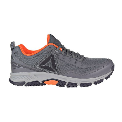 bfdb62fda2f4b9 ... Reebok Ridgerider Trail 2.0 Men s Shoes Alloy Coal Org Grey Black  bs5563 ...