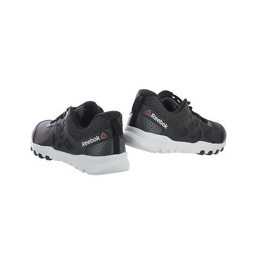 15dfde1bc81532 Men Reebok Sublite Train 4.0 L MT AQ9337 Black Gravel White 100% Authentic  ...