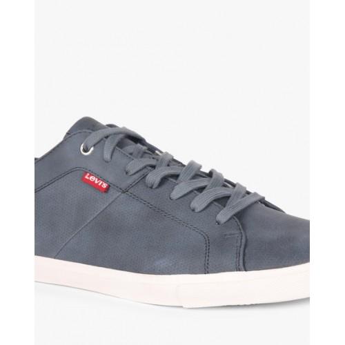 Levi's Woods Dark Grey Sneakers