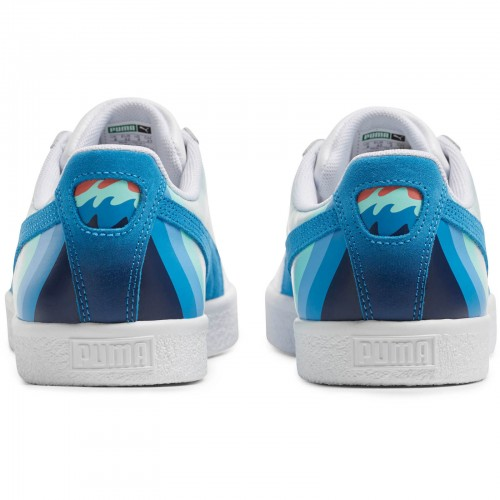 size 40 304b7 a2850 Buy PUMA x Pink Dolphin Clyde Sneakers mens sz 10 White ...