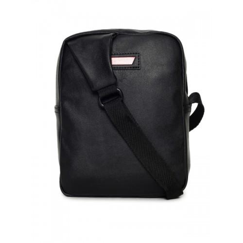 4e3e4bfca23b Buy Puma Black Solid BMW Motorsport Portable Sling Bag online ...