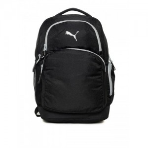 21e7843ab8 Puma Unisex Black Utility Solid Backpack