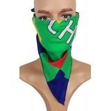 Jstarmart Trendy Headwrap & Chex Cap