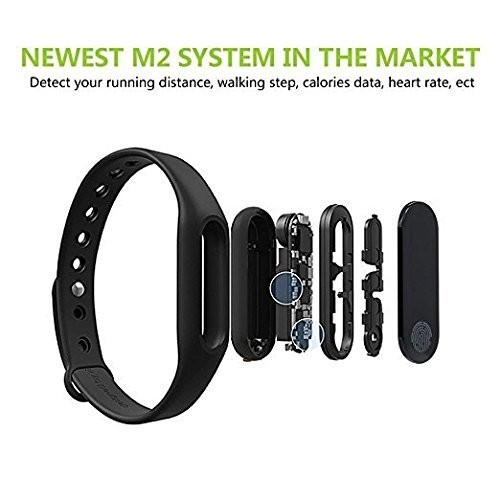 M2 Bluetooth Intelligence Health Smart Band Watch