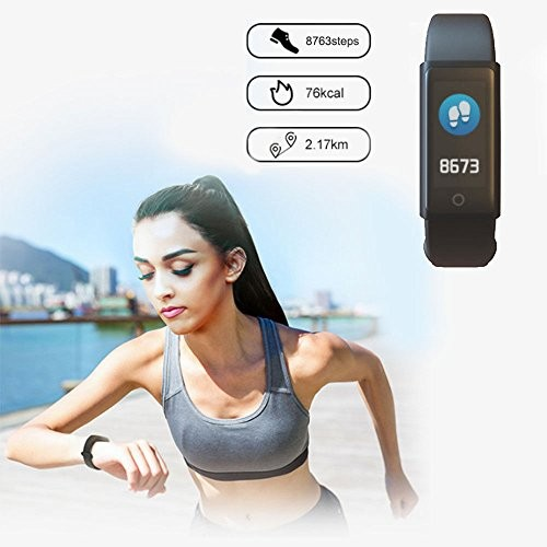 Buy Easypro™ Smart Wristband Fitness Tracker Watch with