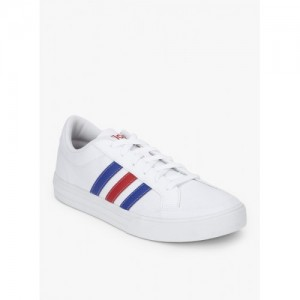 Adidas Vs Set Blue Sneakers
