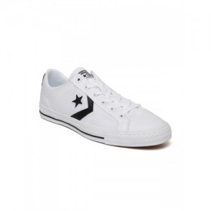 35207419cc9d40 Buy latest Men s FootWear from Converse On Myntra online in India ...
