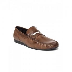 San Frissco Men Brown Loafers