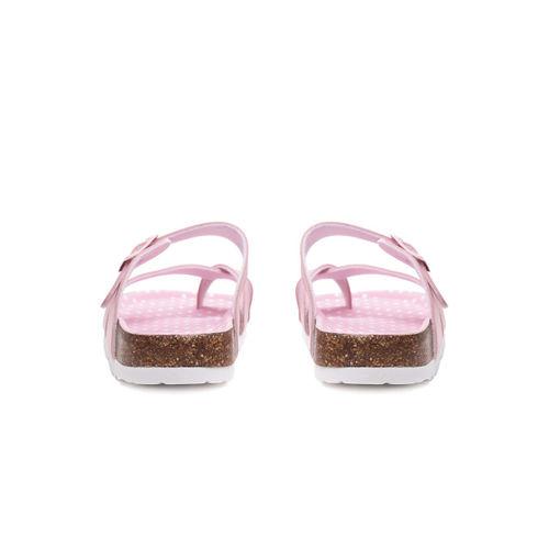 Carlton London Pink One Toe Flats