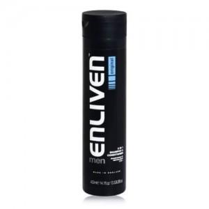 Enliven ltd Active Care Mens Shampoo and Conditioner, Original, 400ml