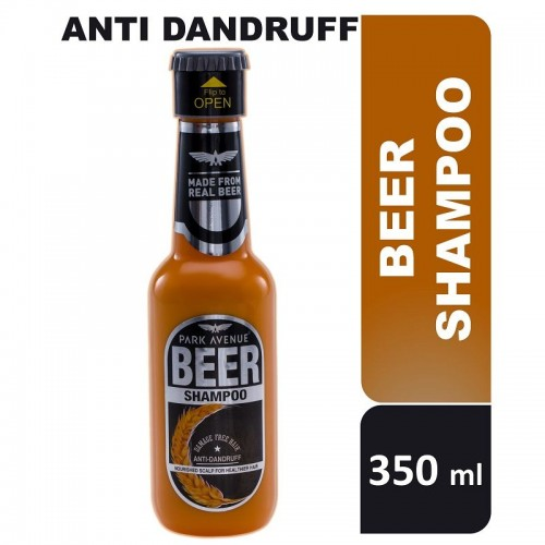 Park Avenue Anti Dandruff Beer Shampoo For Men,350 ml
