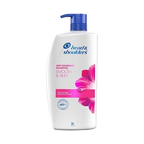 Head & Shoulders Unisex Smooth & Silky Shampoo 180 ml