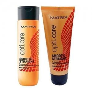 Matrix Opti Care Smooth Straight Shampoo - 200ml + Conditioner - 98g