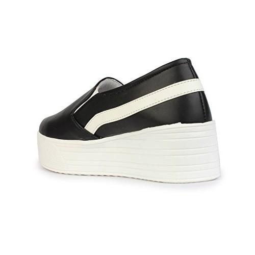 Do Bhai Van-Side Canvas Shoes for Women