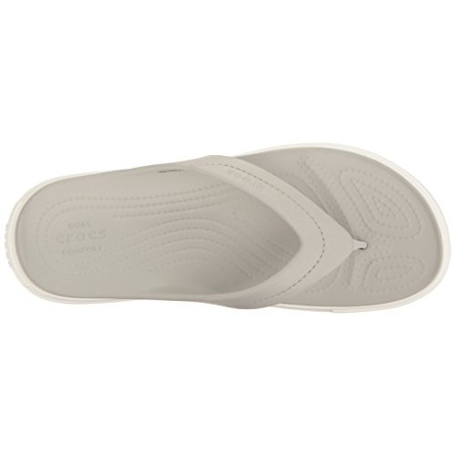 White Flip Flops Thong Sandals