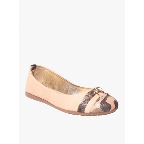 MSC Beige Belly Shoes