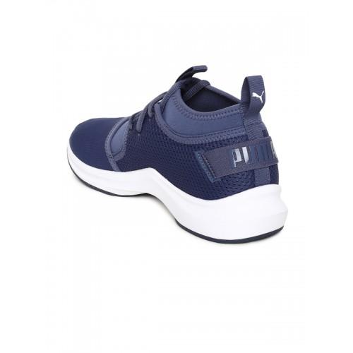 112e5b4dbdf999 Buy Puma Women Blue Phenom Low Wn s Training Shoes online