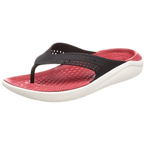 58d20befff57 Buy crocs Lite Ride Flip Flops Thong Sandals online