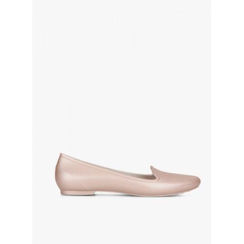 232d58138b94c0 Buy Crocs Eve Metallic Peach Belly Shoes online