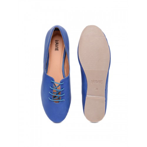 Lavie Blue Lifestyle Shoes