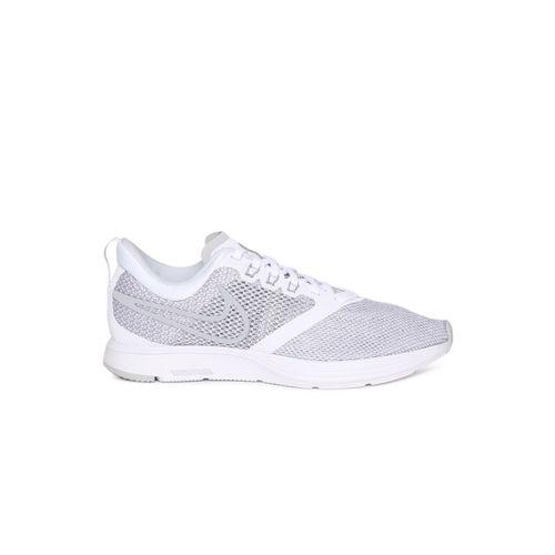 8b07c98703482 Buy Nike Zoom Strike Grey Running Shoes online