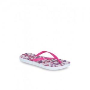 Ipanema Pink & Purple Flip Flops