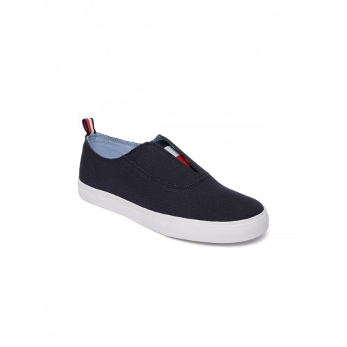 fad32cc25 Tommy Hilfiger Women Navy Sneakers  Tommy Hilfiger Women Navy Sneakers ...