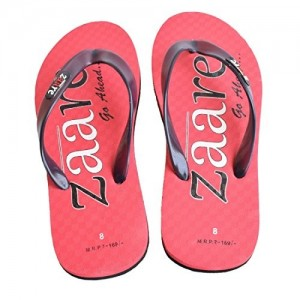81c6b91c277e ... Flip-Flops and House Slippers. ₹116 Amazon. Zaare Men s Eva Black Red  Slipper
