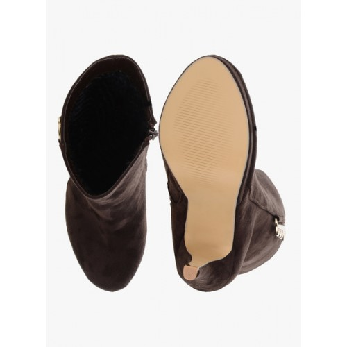 Shuz Touch Brown Boots