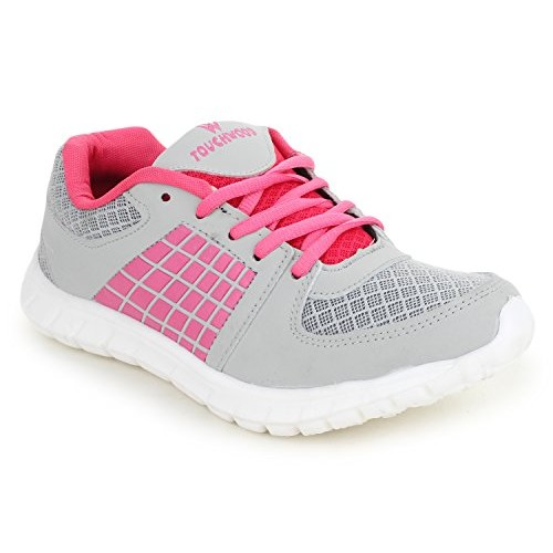 Trase Touchwood Rise Sports Shoes for Women (Ultra Lightweight Sole )