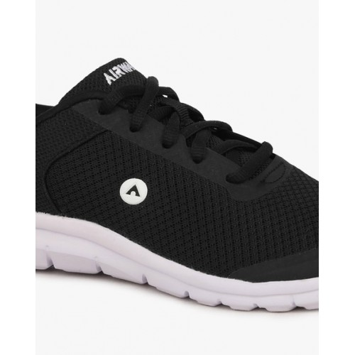 AIRWALK Panelled Lace-Up Sports Shoes