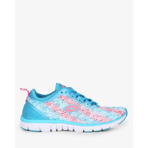 LOTTO Printed Lace-Up Sports Shoes