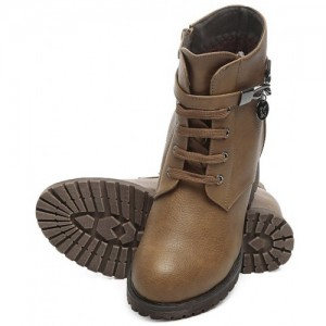 TEN Women's Tan Boots