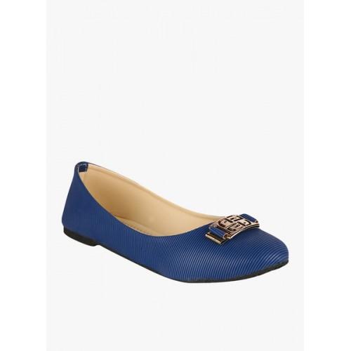 Zachho Blue Belleriana Flats HC84-BLUE
